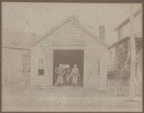 Image of [Joseph Bailey Blacksmith Shop] - Print, Photographic