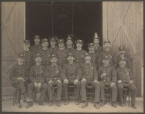 Image of Constitution Hook and Ladder Company 1, ca. 1890-1905