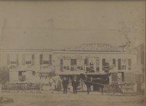 Image of Homan Bakery, ca. 1885