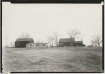 Image of Guyon-Lake-Tysen House on its original site, photo by C.A. Sykes, 1936