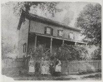 Image of Hooper house, ca. 1890-1891