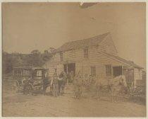 Image of Hooper Blacksmith Shop, ca. 1890