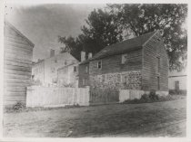Image of Former Second County Jail, ca. 1890