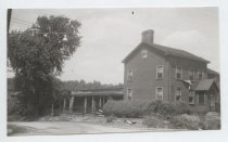 Image of Conner family house, ca. 1940s