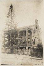Image of Marsh family house, ca. 1860s-1890s