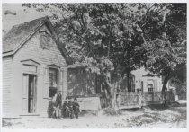 Image of [Richmond County Mutual Insurance Company office] - Print, Photographic