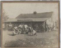Image of Scott's Farm, photo by George Bear, 1902