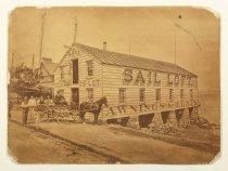 Image of Ross Sail Loft, ca. 1900