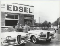 Image of Kieran & Wickert Motors, photo by Herbert A. Flamm, 1958