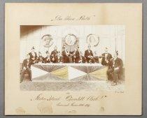 """Image of """"Der kleine Rath"""" des """"Staten Island Quartett Club!"""" - Print, Photographic"""