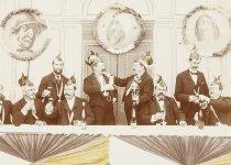 Image of Staten Island Quartett Club, photo by George Bear (detail)