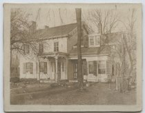 Image of Bedell house, photo by Orlando W. Bedell, ca. 1905