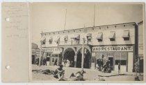 Image of Gartner's Hotel and Restaurant, South Beach, Staten Island, ca. 1905-1915
