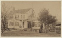 Image of [Bedell house, Pleasant Plains] - Print, Photographic
