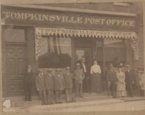 Image of Tompkinsville Post Office, ca. 1900-1910