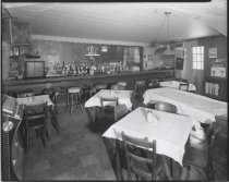 Image of Rossville Tavern and Restaurant, photo by Herbert A. Flamm, 1964
