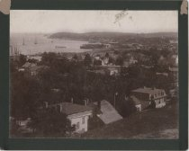 Image of Staten Island Near Stapleton, photo by Isaac Almstaedt, ca. 1885