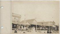 Image of Boardwalk, South Beach, Staten Island, ca. 1905-1915