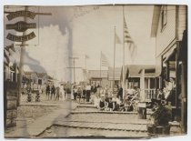 Image of Camp Shelbourne, South Beach, Staten Island, 1917