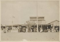 Image of Gillies' Pleasant View Hotel, South Beach, Staten Island, ca. 1905-1915