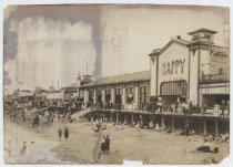 Image of [Happyland Park, South Beach, Staten Island] - Print, Photographic