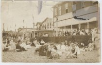 Image of [P. Bessi's Pavilion, South Beach, Staten Island] - Print, Photographic