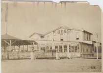 Image of P. Bessi's Pavilion, South Beach, Staten Island, 1915