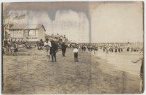 Image of [Harris's Sanitary Baths, South Beach, Staten Island] - Print, Photographic