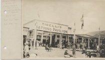 Image of Tirelli's Bathing Pavilion, South Beach, Staten Island, ca. 1905-1915