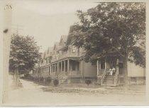 Image of [Hamilton Avenue, New Brighton] - Print, Photographic