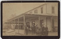 Image of [Colombo House, South Beach, Staten Island] - Print, Photographic