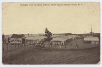 Image of Birdseye view of Camp Warren, South Beach, Staten Island, ca. 1910-1915
