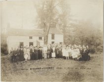 Image of Meeting S.I. Chamber of Commerce Woods of Arden - Print, Photographic