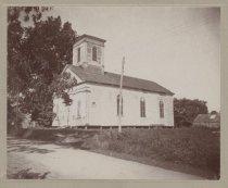 Image of [Dutch Reformed Church, Richmond] - Print, Photographic