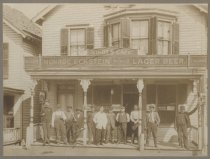 Image of Kindt's Cafe, ca. 1890-1910