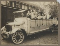 Image of Hurlburt bus, 1916