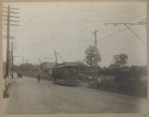 Image of Richmond Avenue and Catherine Street, photo by Thomas Reilly, 1912