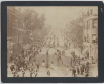Image of [Decoration Day parade on Central Avenue] - Print, Photographic
