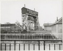 Image of [69th Street Ferry, Brooklyn Terminal, ferry slips] - Print, Photographic