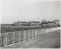 Image of 69th Street Ferry, Brooklyn, photo by Herbert L. Van Cott, 1964