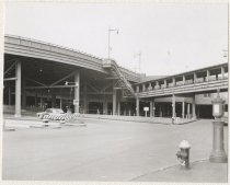 Image of [69th Street Ferry, St. George Terminal, bus ramp] - Print, Photographic