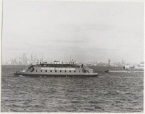 Image of 69th Street Ferry, photo by Herbert L. Van Cott, 1963