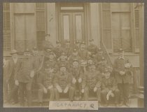 Image of Cataract Engine Company No. 2, ca. 1890s