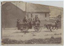 Image of Cataract Engine Company No. 2, ca. 1890s