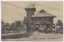 Image of Fire Department, Dongan Hills, Staten Island, N.Y., ca. 1912-1925