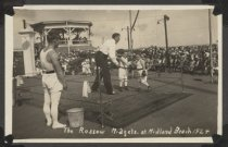 Image of The Rossow Midgets at Midland Beach, 1924