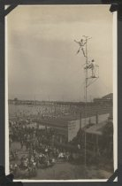 Image of Acrobats at Midland Beach, 1924