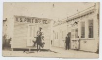 Image of Midland Beach Post Office, 1924