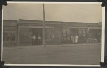Image of [Street view with shops, possibly Midland Avenue] - Print, Photographic