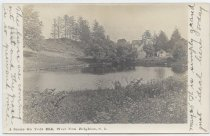 Image of A Scene on Todt Hill, West New Brighton, S.I. - Postcard